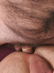 Hairy Daddies hook up for a hot and hard fuck