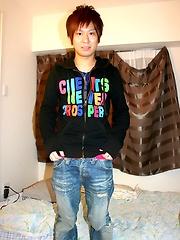 Japanese Pump Boy Ryu Tanaka