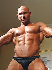 Hot muscle  Romanian model  Yakov Mukileck