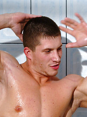 This young man is one of our most popular LiveMuscleShow models