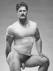 Guys from 70`s in erotic photos