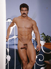 Vintage gay pictures from Colt Studio