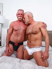 Allen Silver and Scott Reynolds