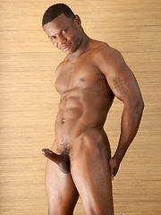 Beefy black guy solo pictures