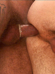 Tristan buries his face up inside as Ricky tells him to eat that hole like a good boy