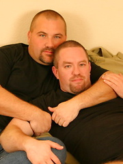Both boys are furry, beefy and ready for some bear sex