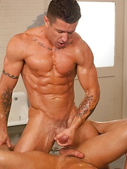 Tate Ryder gets hard cock from Trenton Ducati