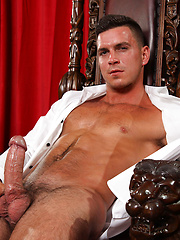 Paddy OBrian returns to give the best performance of his career in gay porn with Will Helm