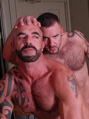 Bruno Knight and Samson Stone