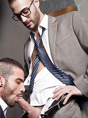 Edji Da Silva and Will Helm have high-powered sex