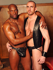 Champ Robinson & Kriss Aston