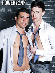 Kayden Grey and Gio Cruz Seal The Deal