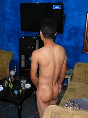 Dante is a hot 18 year old latino boy