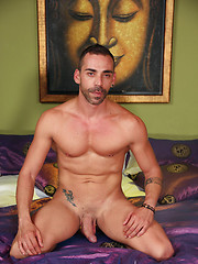 Lucio Saints and Mario Torres in one-on-one scene