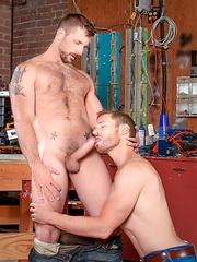 Billy Berlin and Morgan Black