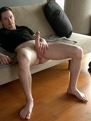 Big cock masturbation from Jackson Price