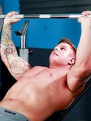 Next Door Male - Brock Hammer