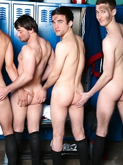Circle Jerk Boys - Rowdy Sweaty Boys