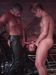 Hot, Hung, and Horny - Scene 3
