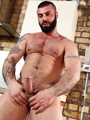 Big, Thick, Uncut Porn Titan Alex Marte