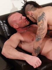 Age Play Bareback Fucking With Chad Brock And Draven Torres