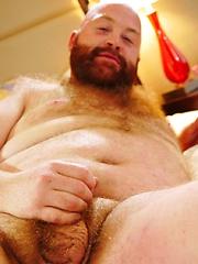 Big Ginger Bear Tate Taylor