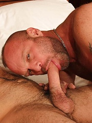 Bareback Sex Pig Chad Brock Gives It Up For Adam Russo