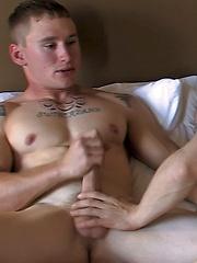 Shredded Tim & Corey's 1st Threesome with Wayne