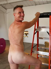 Scott Mann is a sexy Daddy that loves to play in some of the kinkiest places