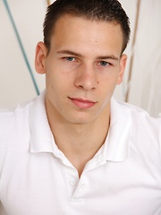 Lukas is one handsome and sexy man, I can easily picture him playing James Bond :) Check out his ...