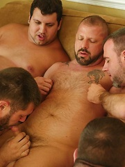 Orlando Orgy With A Smorgasbord of Bear Films Faves!