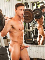 Alexander Volkov Makes His Debut Alongside Adam Killian