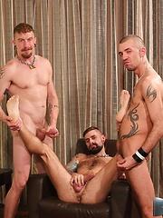 Jeff Kendall, Jessy Karson and Jon Shield