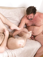 Colt Cox and Chris Mine