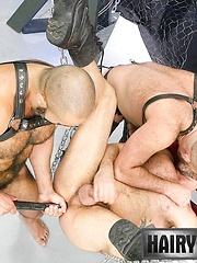 Matthieu Angel, Amir Badri, and Marcus Isaacs - Part 1