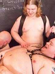 Bama Barecub, Hung Wulf and Terry Cub - Part 2