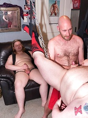 Bama Barecub, Hung Wulf, and Terry Cub - Part 1