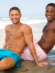 Landon & Lane: Bareback