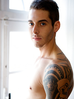 ga porn model Ben Rose