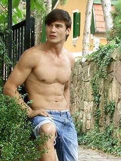 ga porn model Dario Dolce