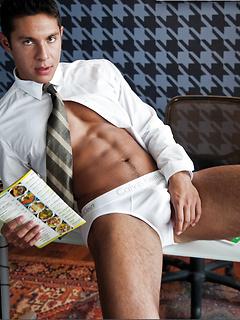 ga porn model Seth Treston