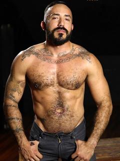 ga porn model Alessio Romero