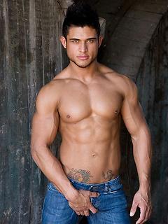 ga porn model Diego Lauzen