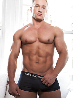 ga porn model Alexander Volkov